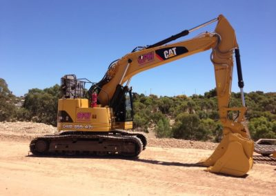 Gunia Plant Hire specialise in earthmoving and excavation services for civil, building and construction projects across South Australia